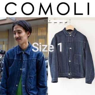 COMOLI - 新品 20AW COMOLI デニムジャケット ネイビー Gジャン