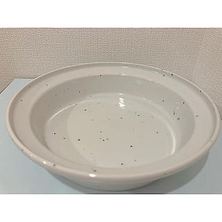 ムジルシリョウヒン(MUJI (無印良品))の無印良品【未使用】深皿 大2個 小2個 セット(食器)
