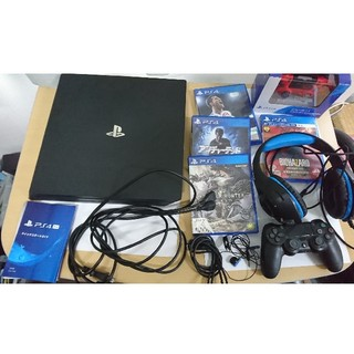 PlayStation4 - プレイステーション4 pro 1TB(CUH-7100B)
