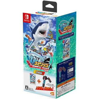 Nintendo Switch - 【アタッチメント同梱版】釣りスピリッツ Nintendo Switchバージョン