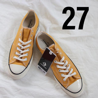 CONVERSE - converse コンバース チャックテイラー CT70 27cm ※即購入OK
