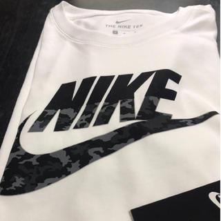 NIKE - ナイキ カモロゴ  Tシャツ  L