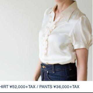 マディソンブルー(MADISONBLUE)の新品 定価56160円 マディソンブルー シャツ(シャツ/ブラウス(半袖/袖なし))