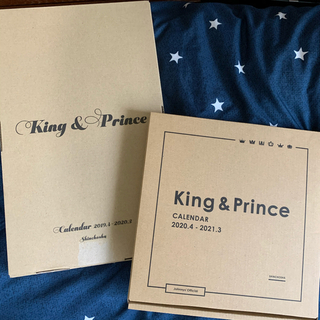 King&Prince キンプリ カレンダー