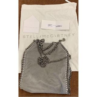 Stella McCartney - ★ステラマッカトニー ファラベラ ミニトートライトグレーほぼ未使用★