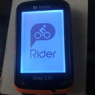 GARMIN - bryton サイクルコンピュータ GPS