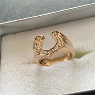 18kダイヤ付きオーダーリング(リング(指輪))