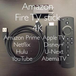 美品 Amazon Fire TV Stick 4K 現行最新上位モデル