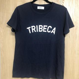 ミラオーウェン(Mila Owen)のMilaOwenミラオーウェン  Tシャツ ネイビー 紺 新品(Tシャツ(半袖/袖なし))