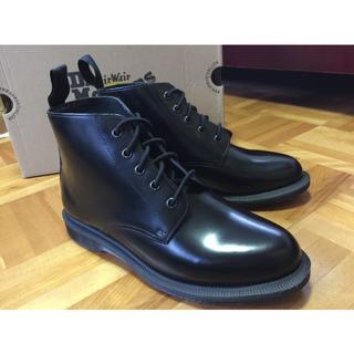 ドクターマーチン(Dr.Martens)のDr.Martens エメライン UK4 ブラック EMMELINE(ブーツ)
