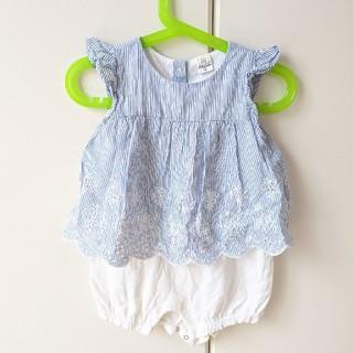 babyGAP - baby GAP ベビーギャップ ロンパース ベビー服 80 12-18ヶ月