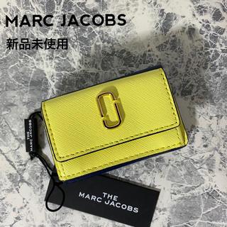 マークジェイコブス(MARC JACOBS)の新品未使用 MARC JACOBS SNAP SHOT MINI 三つ折り財布(財布)