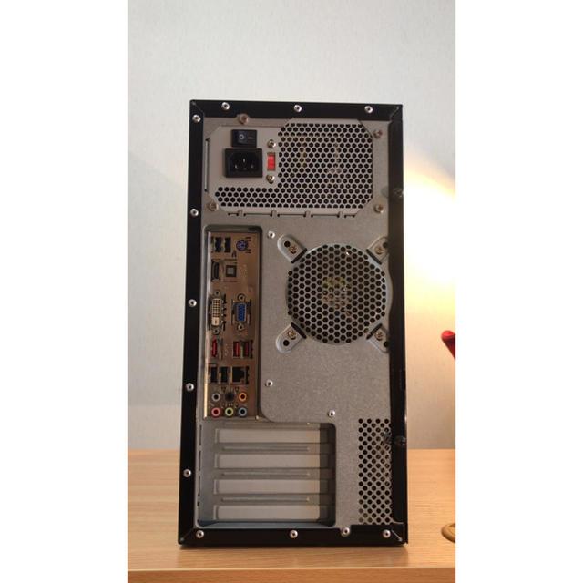 デスクトップPC AMD 8GBメモリ スマホ/家電/カメラのPC/タブレット(デスクトップ型PC)の商品写真