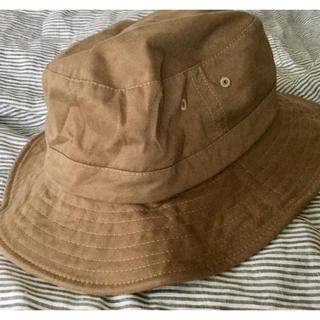 ユニクロ(UNIQLO)のユニクロ 帽子 夏用(ハット)