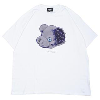ミルクボーイ(MILKBOY)の【新品未使用】LAND ローズジャム 白(Tシャツ(半袖/袖なし))