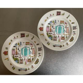 ティファニー(Tiffany & Co.)のティファニー、5ht.アベニュープレート2枚(食器)