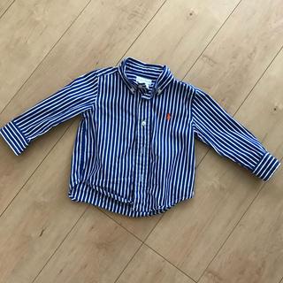 ラルフローレン(Ralph Lauren)のラルフローレン ワイシャツ 長袖 お盆値下げ(シャツ/カットソー)