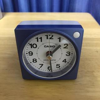 CASIO - 目覚まし時計