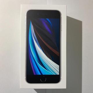 iPhone - iphone SE (第2世代)WHITE 64GB SIMフリー