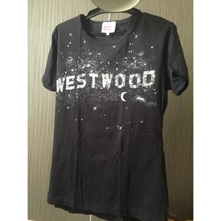 ヴィヴィアンウエストウッド(Vivienne Westwood)のVivienne Westwood ヴィヴィアン ミルキーウェイ Tシャツ M(Tシャツ/カットソー(半袖/袖なし))