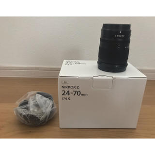 Nikon - Nikon NIKKOR Z 24-70mm F4 S