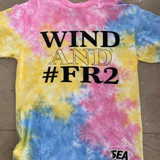 シー(SEA)のWIND AND SEA Collaboration  #FR2 新品未使用 M(Tシャツ/カットソー(半袖/袖なし))