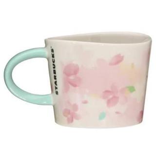 スターバックスコーヒー(Starbucks Coffee)のスタバ マグカップ 桜(グラス/カップ)