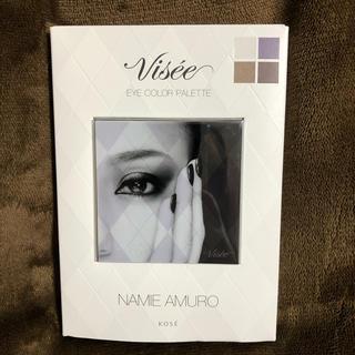 VISEE - 安室奈美恵 ヴィセ リシェ アイカラーパレット NA 03