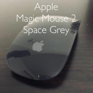 Apple - Apple Magic Mouse 2 Space Grey スペースグレー