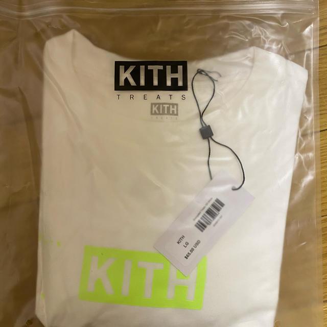 Supreme(シュプリーム)の新品 KITH TREATS HALLOWEEN CAPSULE Tee L メンズのトップス(Tシャツ/カットソー(半袖/袖なし))の商品写真
