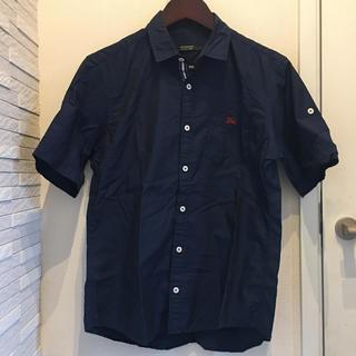 BURBERRY BLACK LABEL - バーバリー半袖シャツ