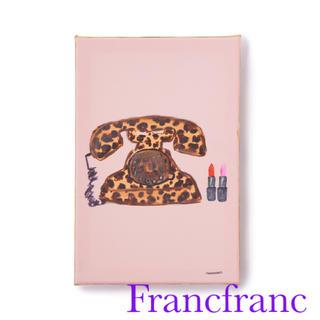 Francfranc - Francfranc アート レオパードフォン 新品