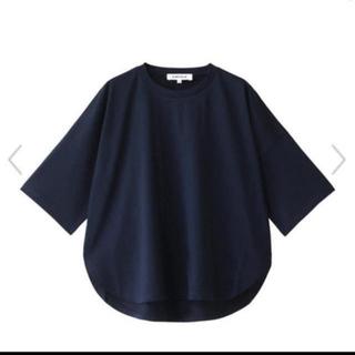 エンフォルド(ENFOLD)のENFOLD ペルーコットン天竺ルーズT(Tシャツ(半袖/袖なし))