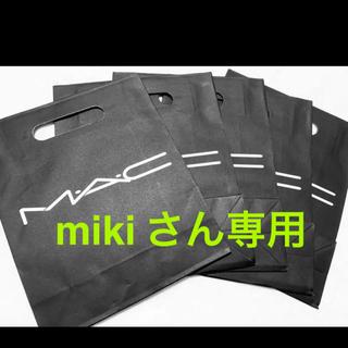 マック(MAC)の【未使用品】MAC ショップ袋 x 1枚(ショップ袋)
