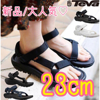 Teva - 最終値下げ/新品/ハリケーン/XLT2/23cm/ブラック/送料無料
