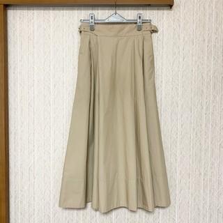 ドアーズ(DOORS / URBAN RESEARCH)のURBAN RESEARCH DOORS トレンチスカート(ロングスカート)