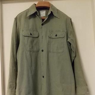 マディソンブルー(MADISONBLUE)のミリタリーシャツ(シャツ/ブラウス(長袖/七分))
