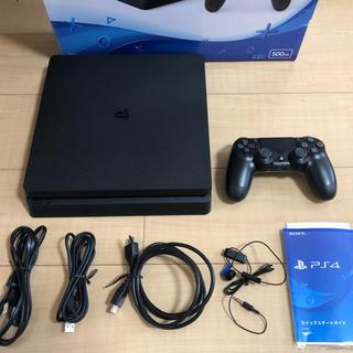 PlayStation4 - PlayStation4 本体 CUH-2200AB01 おまけ付き