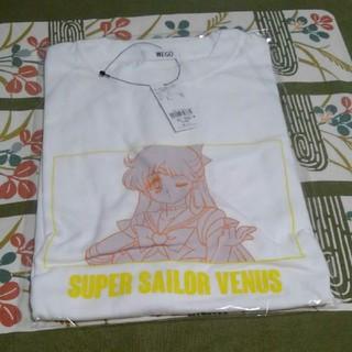 WEGO - 新品未使用!WEGO セーラームーン セーラーヴィーナス Tシャツ♪