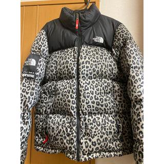 Supreme - Supreme × North Face 11aw Leopard ヌプシ