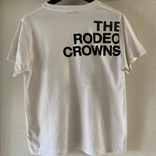 RODEO CROWNS - RODEO CROWNS レディース  Tシャツ
