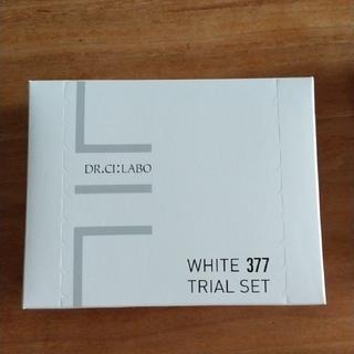 Dr.Ci Labo - DR.CI:LABO WHITE 377 TRIAL SET