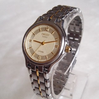CITIZEN - シチズン腕時計 エクシード レディースクォーツ