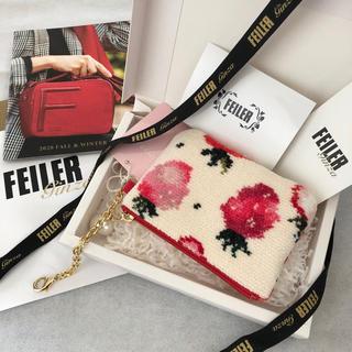 FEILER - FEILER 新品キー&カードポーチ