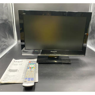 Panasonic - Panasonic VIERA TH-L19X5 2012年製 19インチ