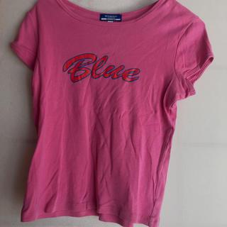 バーバリー(BURBERRY)のTシャツ(Tシャツ(半袖/袖なし))