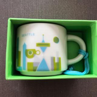 スターバックスコーヒー(Starbucks Coffee)のSTARBUCKS YOU ARE HERE collectionSeattle(グラス/カップ)