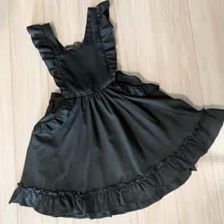 MA*RS - 送料無料 美品 プリメロ メイドフリルプリンセス ジャンパースカート ブラック