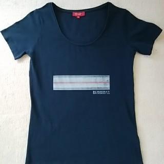 バーバリー(BURBERRY)の☆★☆BURBERRY コットンTシャツ☆★☆(Tシャツ(半袖/袖なし))