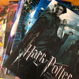 【オレンジフラワー様専用】ハリーポッター映画パンフレット 3冊セット(印刷物)